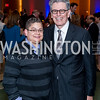 Daisy Duarte, William Vega. Photo by Tony Powell. 2016 Out of the Shadows Dinner. Reagan Building. September 28, 2016