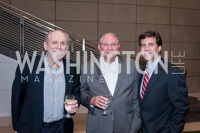 Michael Potashnik, Stanley Pantowich, John Pantowich. Photo by Tony Powell. 2016 Out of the Shadows Dinner. Reagan Building. September 28, 2016