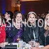 Agatha Aurbach, Michele Oshman, Phyllis Greenberger, Trish Vradenburg. Photo by Tony Powell. 2016 Out of the Shadows Dinner. Reagan Building. September 28, 2016