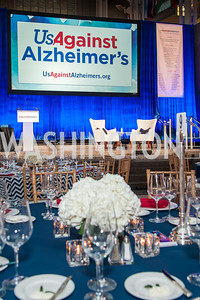 Photo by Tony Powell. 2016 Out of the Shadows Dinner. Reagan Building. September 28, 2016