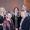 Colleen Reilly, Allison Ivie, Kris Wrobleski, Tom Corya, Audrey Sheppard. Photo by Tony Powell. 2016 Out of the Shadows Dinner. Reagan Building. September 28, 2016