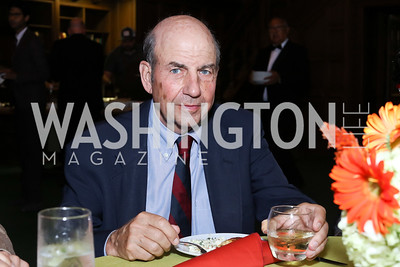 Calvin Trillin. Photo by Tony Powell. 2016 Pen Faulkner Gala. September 26, 2016