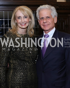 Rhona and Donald Friedman. Photo by Tony Powell. 2016 Pen Faulkner Gala. September 26, 2016