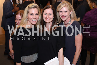 Annie Magruder, Amy Bischoff, Suzanne Turner. Photo by Tony Powell. 2016 Pen Faulkner Gala. September 26, 2016