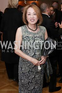 Sachiko Kuno. Photo by Tony Powell. 2016 Phillip's Collection Gala. May 13, 2016