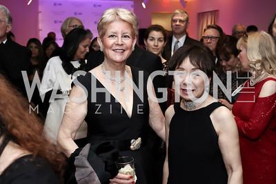 Nancy Zirkin, Rep. Doris Matsui. Photo by Tony Powell. 2016 Phillip's Collection Gala. May 13, 2016
