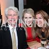 Burt Kilpatrick, Honoree Haley Kilpatrick, Tonya Kilpatrick. Photo by Tony Powell. 2016 Points of Light Tribute Awards. Residence of Germany. October 20, 2016