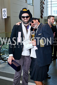 Everyday Casual Restaurant of the Year Bar Pilar's Michael Benson, Jonathan Fain. Photo by Tony Powell. 2016 RAMMY Awards. Convention Center. June 12, 2016