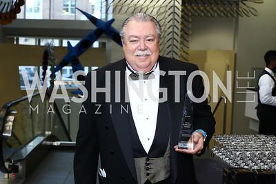 Duke Zeibert Award Winner Robert Kinkead. Photo by Tony Powell. 2016 RAMMY Awards. Convention Center. June 12, 2016