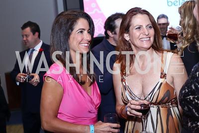 Kelly Collis, Jen Richer. Photo by Tony Powell. 2016 RAMMY Awards. Convention Center. June 12, 2016