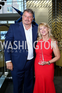 Chef Robert and Polly Wiedmaier. Photo by Tony Powell. 2016 RAMMY Awards. Convention Center. June 12, 2016