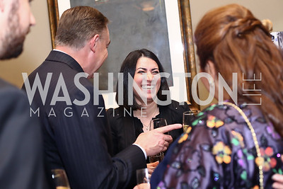 Lucy Usoyan. Photo by Tony Powell. 2016 SEED Kurdistan Gala. Mandarin Oriental. May 19, 2016