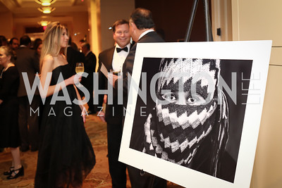 Giles Clarke. Photo by Tony Powell. 2016 SEED Kurdistan Gala. Mandarin Oriental. May 19, 2016