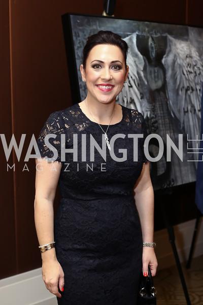 Sherri Kraham Talabani. Photo by Tony Powell. 2016 SEED Kurdistan Gala. Mandarin Oriental. May 19, 2016