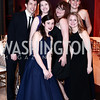 Jacob Schnabel, Katherine Tucker, Amanda Demczuk, Jessica Aimone, Krystle Kline, Laura Matey. Photo by Tony Powell. 2016 Signature Theatre Sondheim Award. Italian Embassy. March 4, 2016