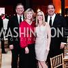 James Brown, Lori Jenkins, Keri Palmer, George Swygert. Photo by Tony Powell. 2016 Signature Theatre Sondheim Award. Italian Embassy. March 4, 2016