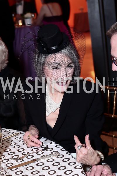 Carol Trawick. Photo by Tony Powell. 2016 Signature Theatre Sondheim Award. Italian Embassy. March 4, 2016