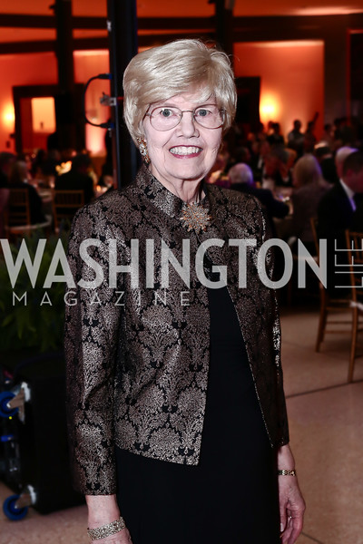 Gala Chair Helen Henderson. Photo by Tony Powell. 2016 Signature Theatre Sondheim Award. Italian Embassy. March 4, 2016