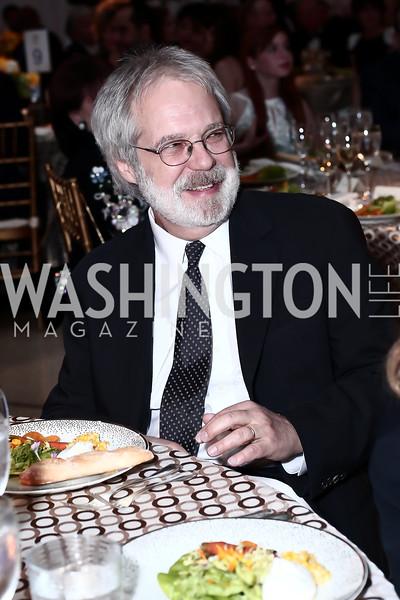 Honoree John Weidman. Photo by Tony Powell. 2016 Signature Theatre Sondheim Award. Italian Embassy. March 4, 2016