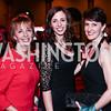 Colleen Sanford, Kathryn Ellis, Karen Mackall. Photo by Tony Powell. St. Jude Gourmet Gala. Building Museum. February 17, 2016