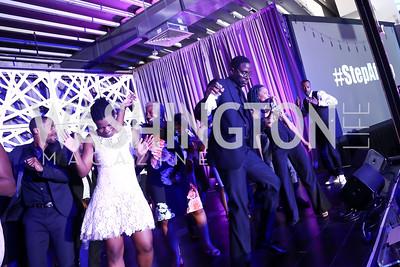 Photo by Tony Powell. 2016 Step Afrika Gala. Union Market. June 9, 2016
