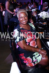 Bobbette Gillette. Photo by Tony Powell. 2016 Step Afrika Gala. Union Market. June 9, 2016