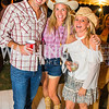 Nick Hayman, Kim Hayman, Sassy Jacobs. Photo by Alfredo Flores. 2016 Stroud Foundation Hoedown in Georgetown‏. Home of Brooke and Stephane Carnot. September 17, 2016