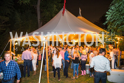 Photo by Alfredo Flores. 2016 Stroud Foundation Hoedown in Georgetown‏. Home of Brooke and Stephane Carnot. September 17, 2016