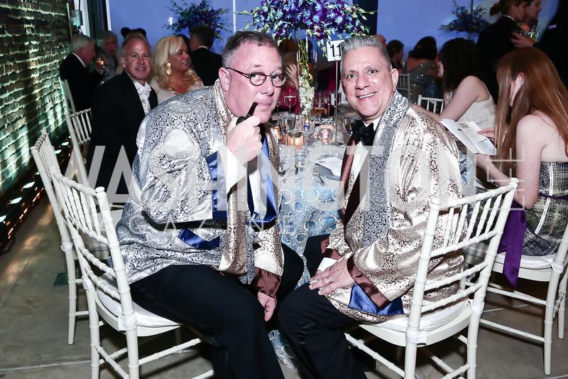 Jack Jetmund and Vince Keilman. Photo by Tony Powell. 2016 Studio Theatre Gala. April 1, 2016