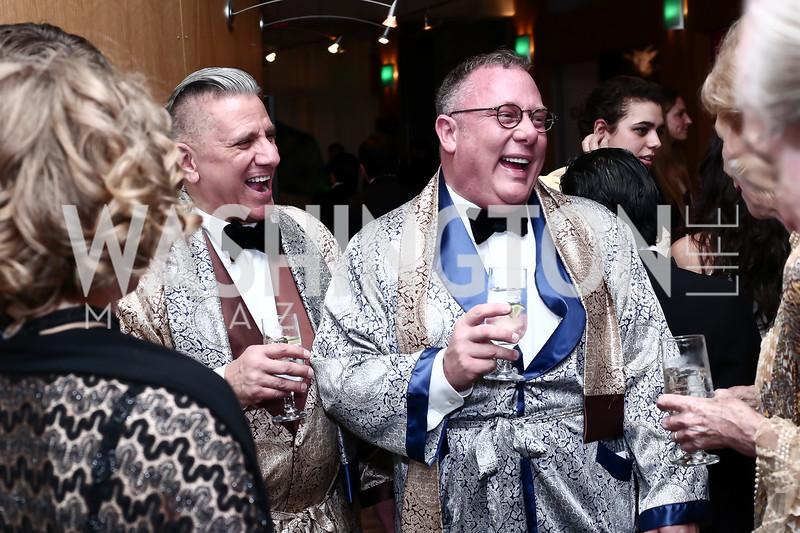 Vince Keilman and Jack Jetmund. Photo by Tony Powell. 2016 Studio Theatre Gala. April 1, 2016