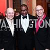 Victor Shargai, Eric Motley, Craig Pascal. Photo by Tony Powell. 2016 Studio Theatre Gala. April 1, 2016