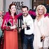 Mathilda Cox, Eric Hirshfield, Kimberly Casey. Photo by Tony Powell. 2016 Studio Theatre Gala. April 1, 2016