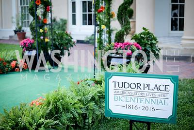 Photo by Tony Powell. 2016 Tudor Place Bicentennial. May 25, 2016