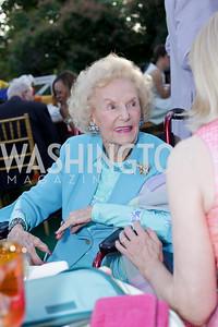 Ruth Buchanan. Photo by Tony Powell. 2016 Tudor Place Bicentennial. May 25, 2016