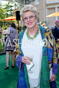 Ellen Charles. Photo by Tony Powell. 2016 Tudor Place Bicentennial. May 25, 2016