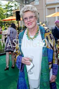 Ellen Charles. Photo by Tony Powell. 2016 Tudor Place Bicentennial. May 25, 2016