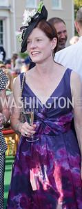 Leslie Maysak. Photo by Tony Powell. 2016 Tudor Place Bicentennial. May 25, 2016