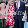 Tina Alster and Paul Frazer. Photo by Tony Powell. 2016 Tudor Place Bicentennial. May 25, 2016