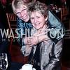 Jeannie Kokes, Elizabeth Za McDonnell. Photo by Tony Powell. Turn Up the Heat! Gala. Reagan Building. February 17, 2016