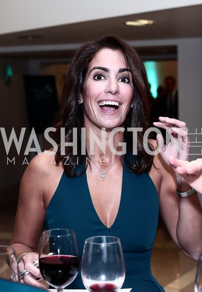 Kelly Collis. Photo by Tony Powell. Turn Up the Heat! Gala. Reagan Building. February 17, 2016
