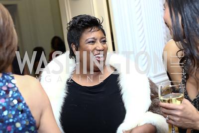 Lisa Lomas. Photo by Tony Powell. 2016 Tuxedo Ball. Omni Shoreham. December 30, 2016
