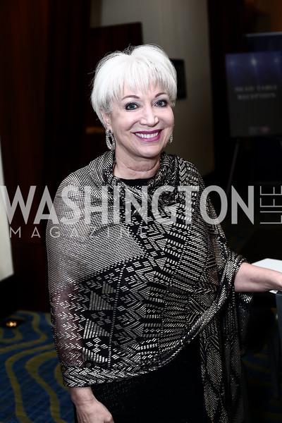 USO CEO Elaine Rogers. Photo by Tony Powell. 2016 USO Annual Awards Dinner. April 19, 2016