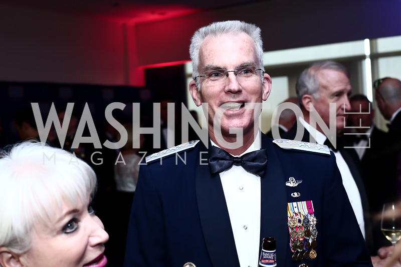 Vice chairman of the Joint Chiefs of Staff Paul Selva. Photo by Tony Powell. 2016 USO Annual Awards Dinner. April 19, 2016