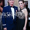 Vice chairman of the Joint Chiefs of Staff Paul Selva, 2016 Miss America Betty Cantrell. Photo by Tony Powell. 2016 USO Annual Awards Dinner. April 19, 2016