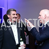 Brian Myers, James Jarosz. Photo by Tony Powell. 2016 USO Annual Awards Dinner. April 19, 2016