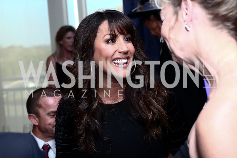 Leeann Tweeden. Photo by Tony Powell. 2016 USO Annual Awards Dinner. April 19, 2016