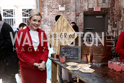Photo by Tony Powell. 2016 Virgin Atlantic Business is an Adventure Event. Longview Gallery. April 26, 2016