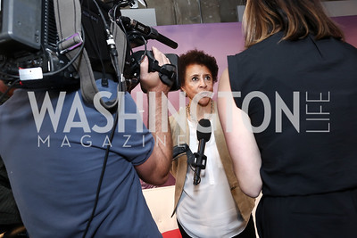 Sheila Johnson. Photo by Tony Powell. 2016 Virgin Atlantic Business is an Adventure Event. Longview Gallery. April 26, 2016