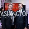 Jim Igo, Greg Kinsella. Photo by Tony Powell. 2016 Virgin Atlantic Business is an Adventure Event. Longview Gallery. April 26, 2016