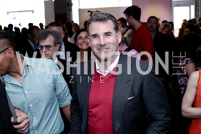 Kevin Plank. Photo by Tony Powell. 2016 Virgin Atlantic Business is an Adventure Event. Longview Gallery. April 26, 2016